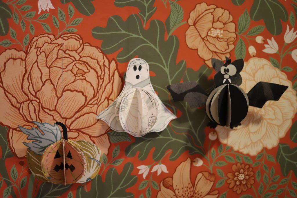 Halloween-pynt 2019- 2