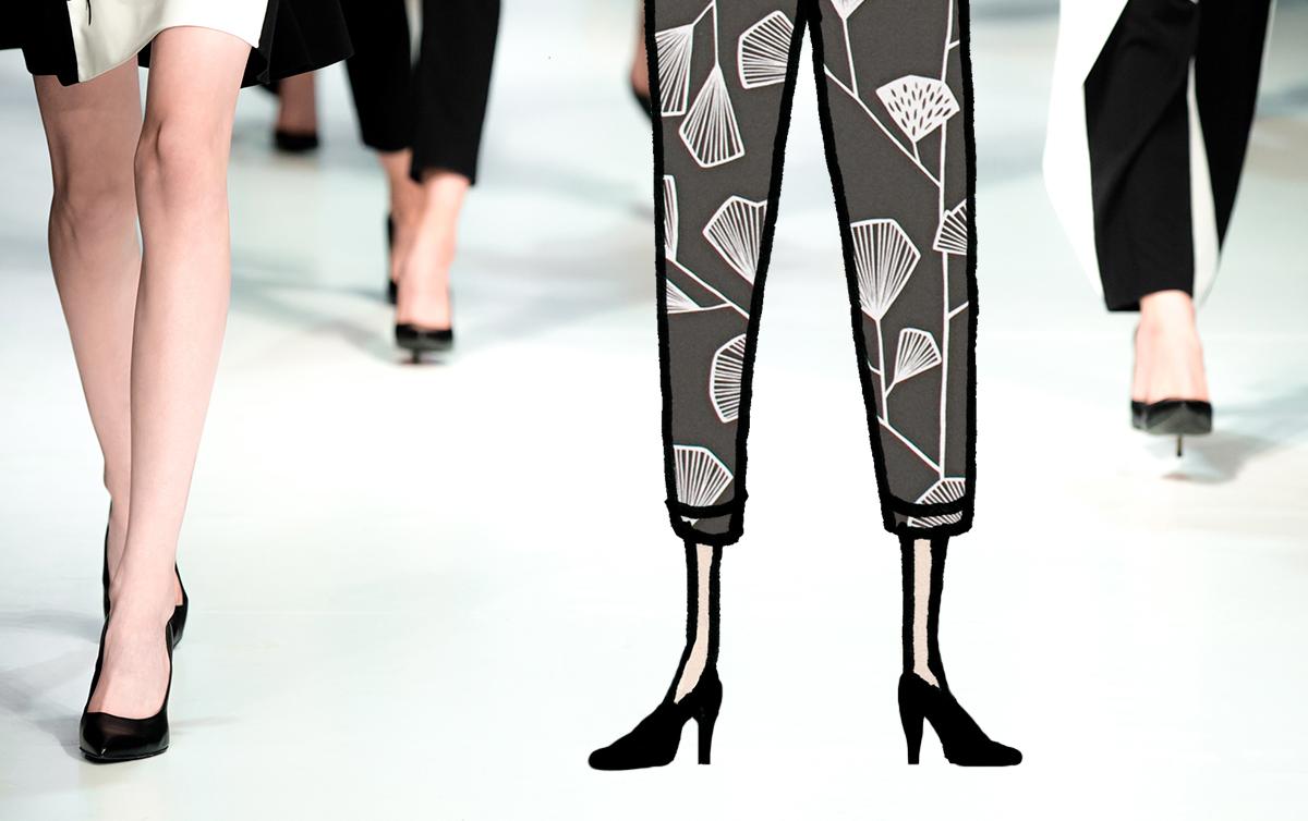 Midbec blogg spring collection wallpaper fashion runway varkollektion varmode 3