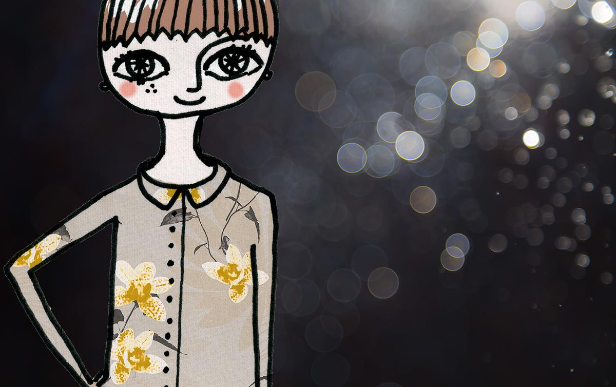 Midbec blogg spring collection wallpaper fashion runway varkollektion varmode 6