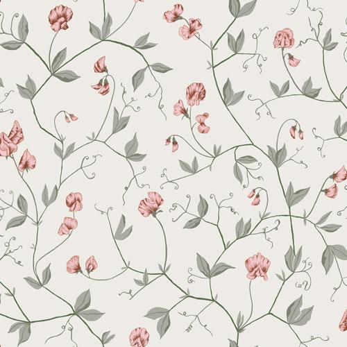 Tapetsera dina väggar med blommor 39032