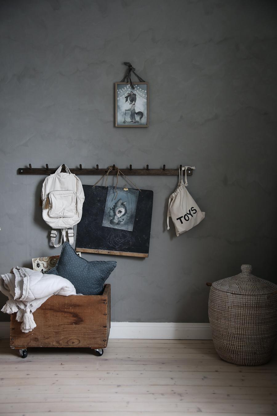 barnrum barnrumsinspiration list viktoriaholmgren midbec tapeter
