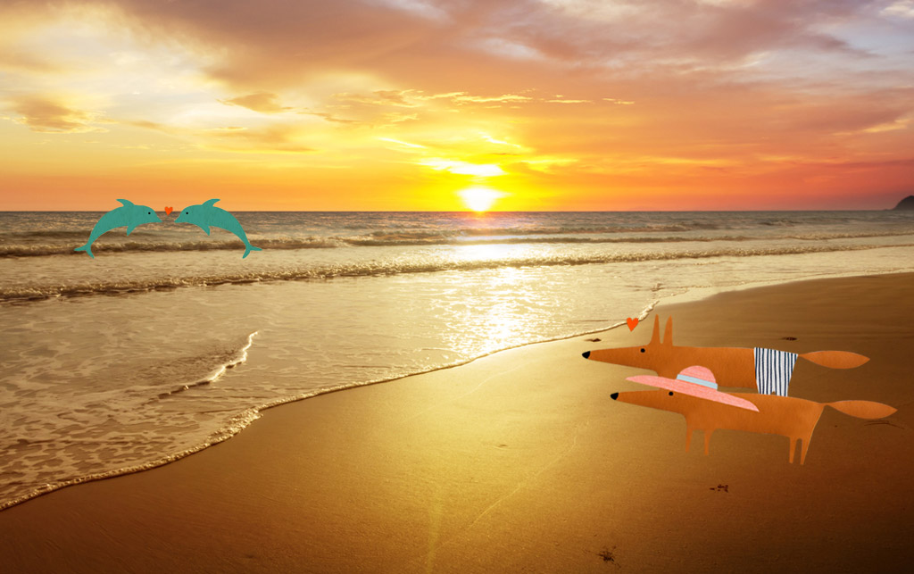 midbec tapet wallpaper valentines day park beach strand vacation semester