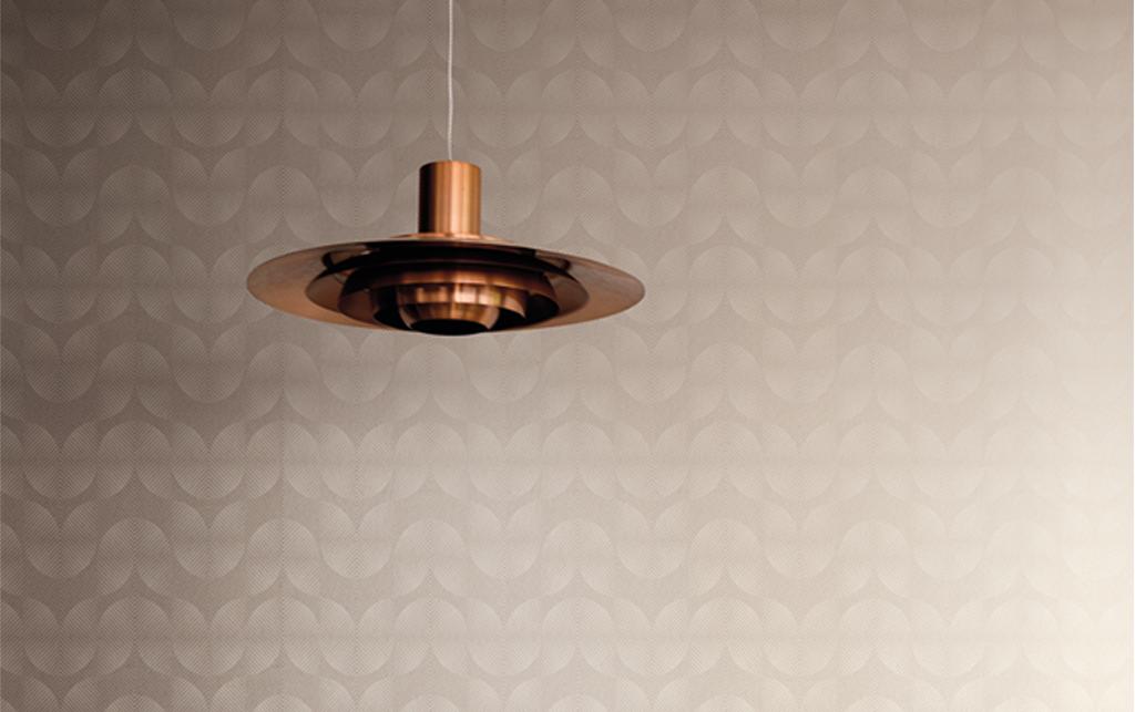 midbec tapet metallic 2016 trend hett nytt lampa lamp
