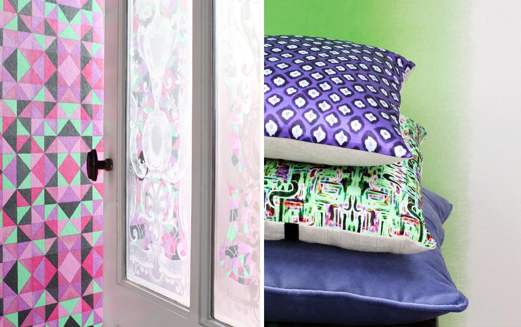 midbec Mariska Meijers wallpaper tapet stil ovantad personlig stil farg design interior