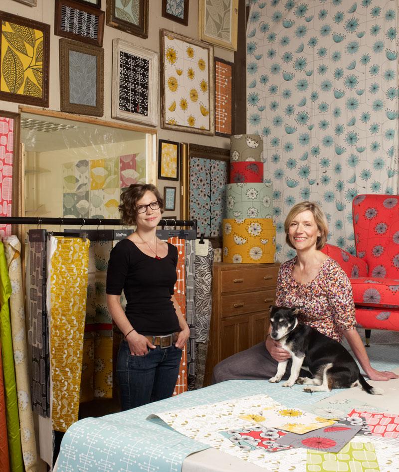 Miss Print - Yvonne & Rebecca