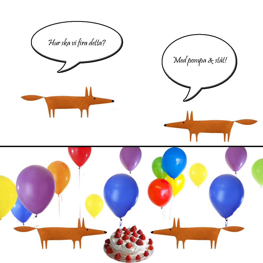 Låt oss festa!