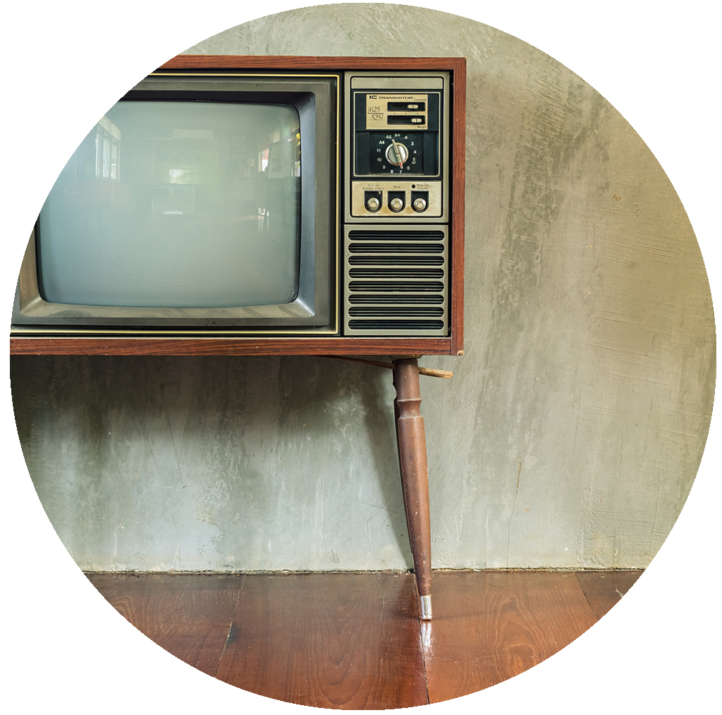 retro vintage midbec wallpaper 50s teak 50-tal 1950 pastell tv radio old school