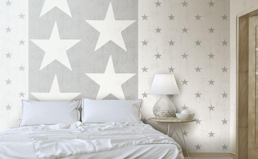 sovrum-tapeter-stjärnor-midbec